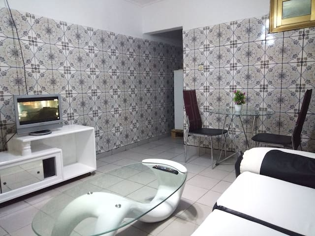 Studio meublé Douala Bonapriso Savio 17.000FCFA