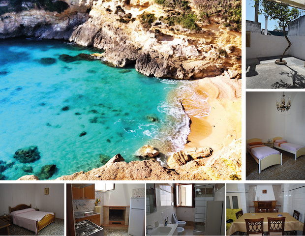 Holiday house in Salento,  3 km from the seaside - Cerfignano - Maison