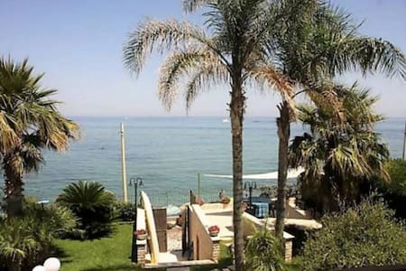 ** Exclusive Luxurius House on the Beach** - Trabia
