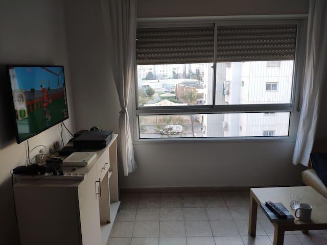 Full apartment next to TLV - Ganei Aviv train stat