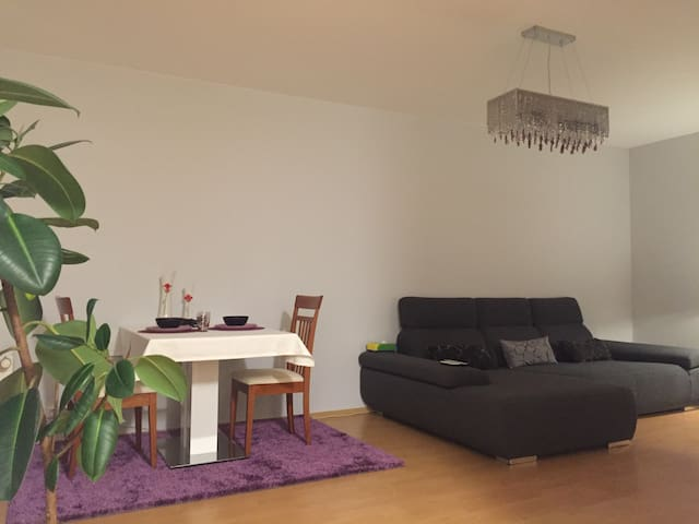 Modern flat in quiet location close to the Prague - Vestec - Apartamento