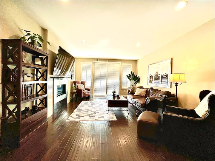 Beautiful Five-Star large two-bedroom Condo.