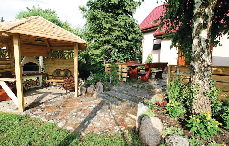 Holiday cottage with 4 bedrooms on 80m² in Wicko