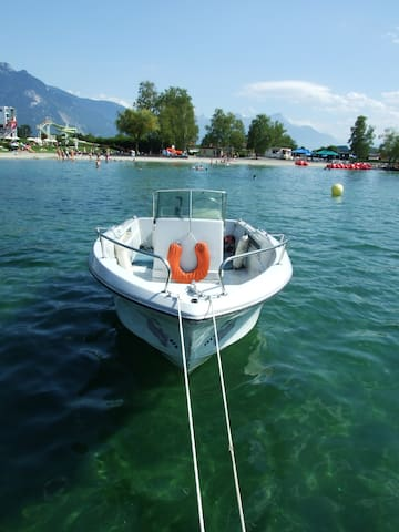 Hiking and swimming in Switzerland and Lake Geneva - Thollon-les-Mémises - Appartement