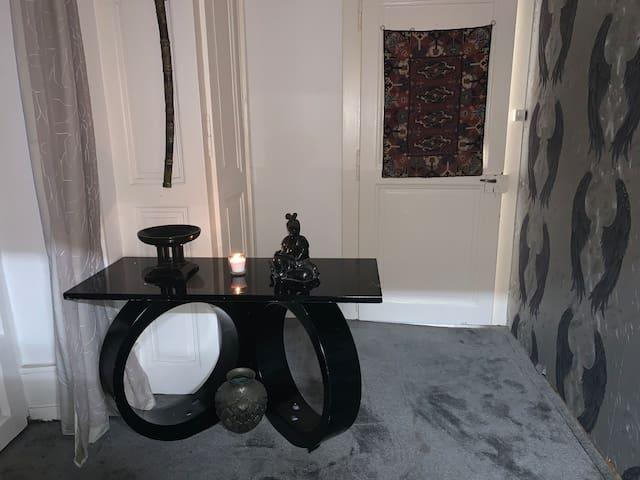 Chambre Argenté