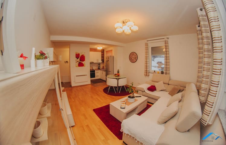 One bedroom apartment - near Center of town