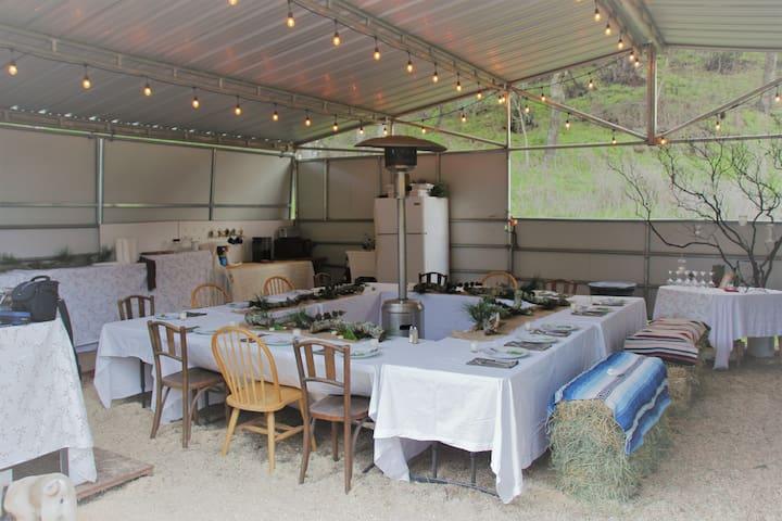Dream Ranch - RV or Camper Adventure No Tents