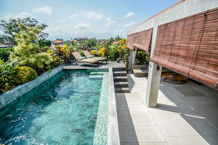 Stunning Penthouse in Seminyak - ID - Wohnung