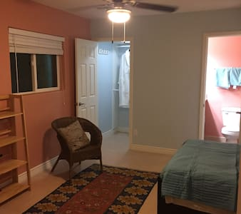 Spacious Private Room, Close to ASU - Tempe - Casa