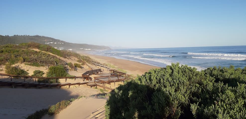 Live Lekker- stylish coastal getaway in nature