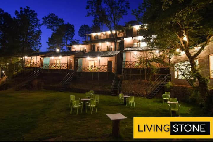 LivingStone Mountain Adobe Kasauli | Mud Hut