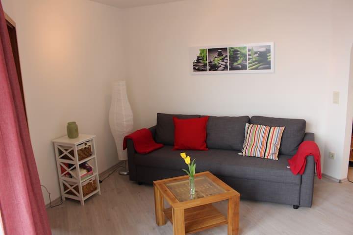 Schöne und helle 2-Zimmer Wohnung - Donauwörth - Apartmen