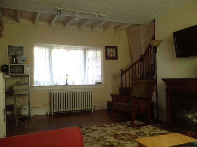 Charming 2nd floor walkup - Jenkintown - Apartament