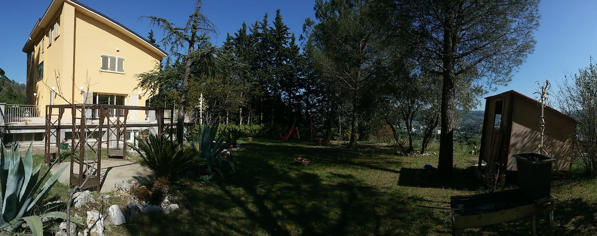 Suite Delux e Imperial Parco dei Gelsomini