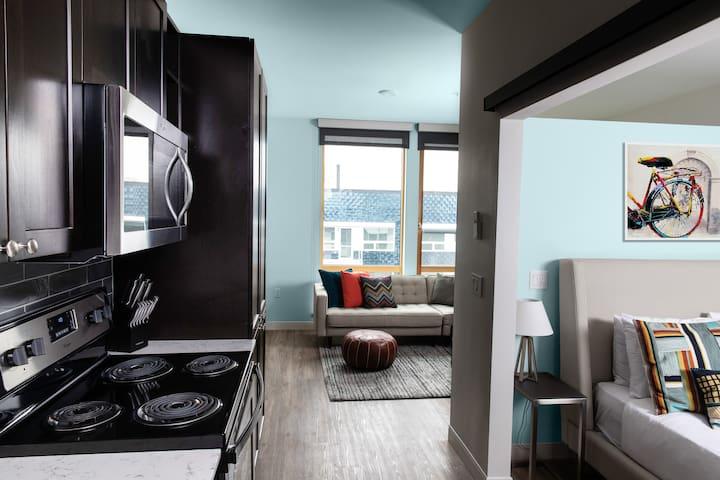 Domicile Suites at Cove - 1BD 2