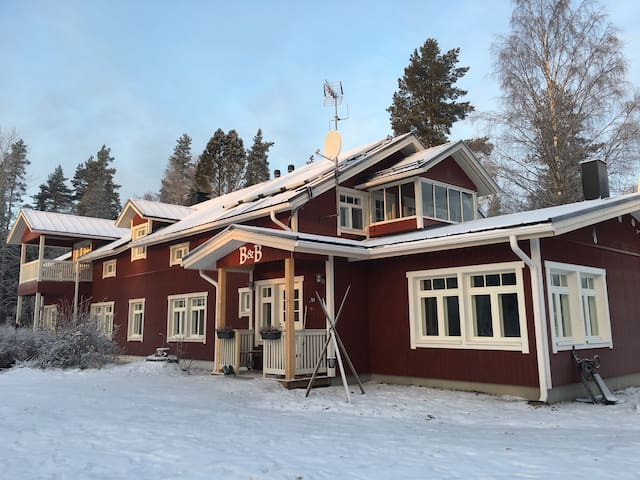 Happy Holidays at Purola Farm - Saarijärvi