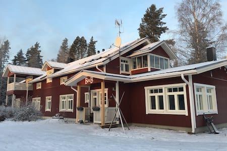 Happy Holidays at Purola Farm - Saarijärvi - Bed & Breakfast