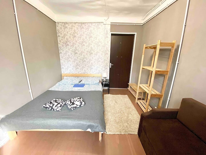 1. Уютная комната возле метро! ФЭ23стр3