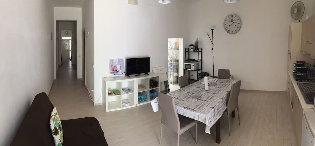 Holiday house, 300 m from the beach