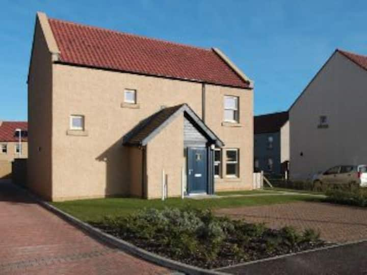 """The View"" - 22 School Park - Kingsbarns - Fife"