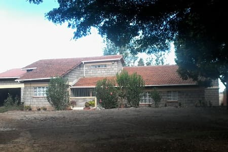 Furnished house  Four bedroom mansionate In Ngong - Nairobi