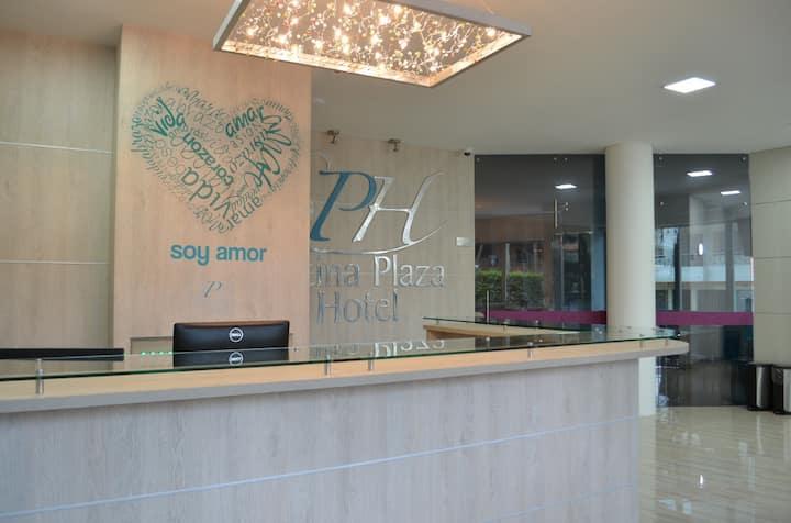 Sixtina Plaza Hotel Double
