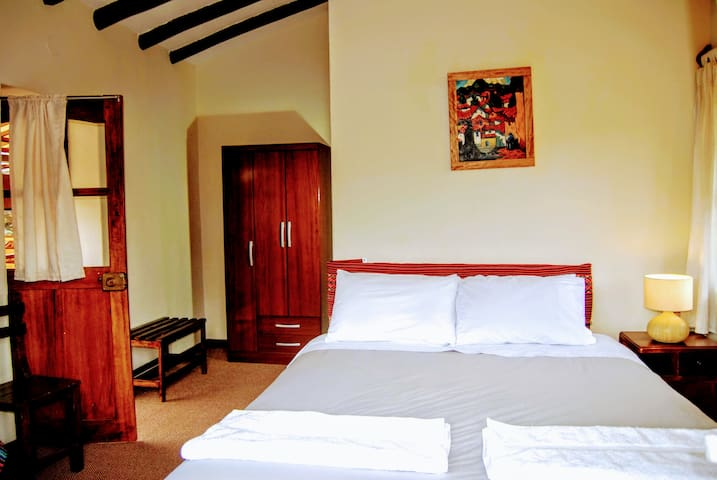 Double Room in guest house in the Sacred Valley
