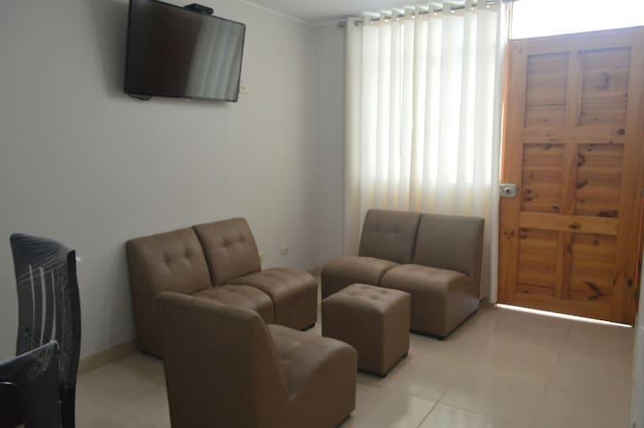 Casa Temporaria (2) Sunampe Chincha - CAISA
