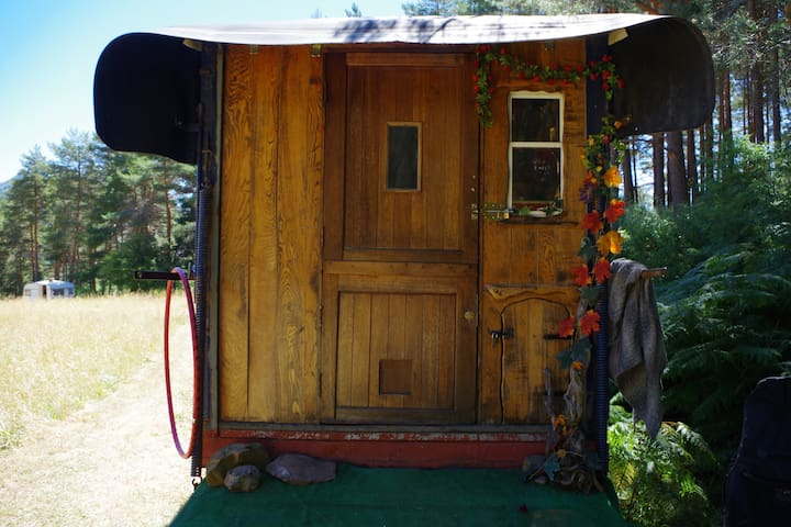 Gypsy at Sueno Verde, Stunning Mountain Getaway .
