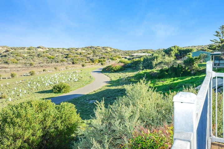 9 Underwood Avenue - Peace and Tranquility Overlooking the Sand Dunes of Goolwa Beach