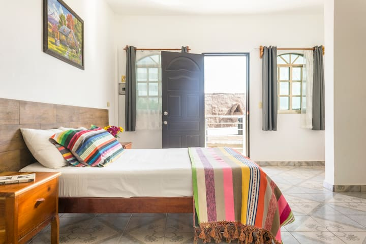 Tulum City Hotel - 1 double bed 2 people