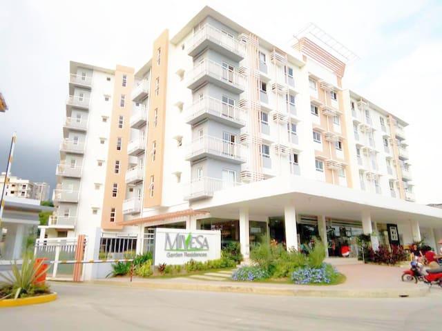 Mivesa Garden Residences Cebu City w/ 20MbpsWiFi