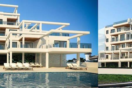 Luxury Apartment at the sunny Costa Blanca
