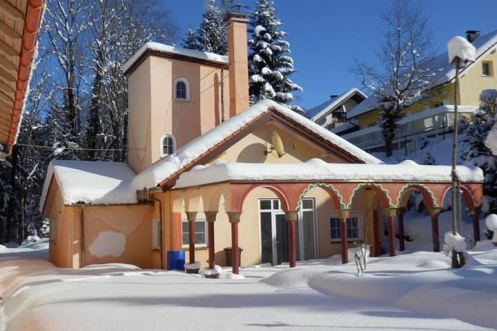 Künstlerhaus an der Rottach - Kempten (Allgäu) - Casa