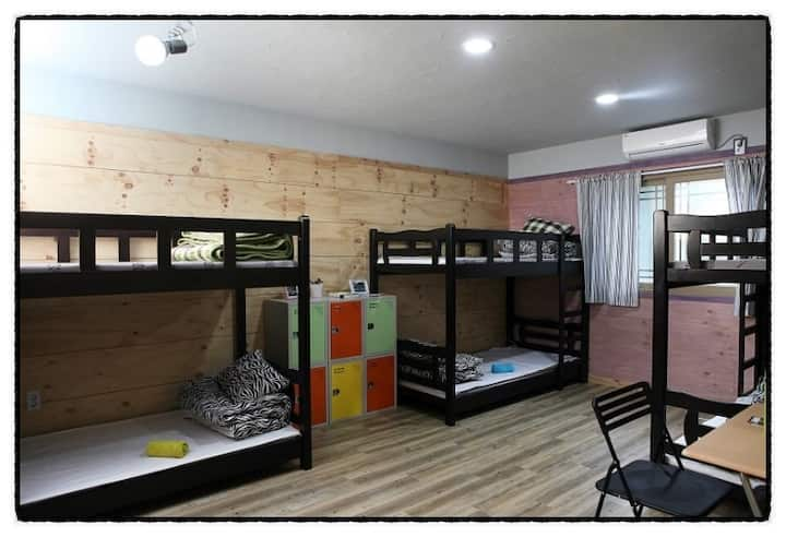 Base camp guest house women's dormitory