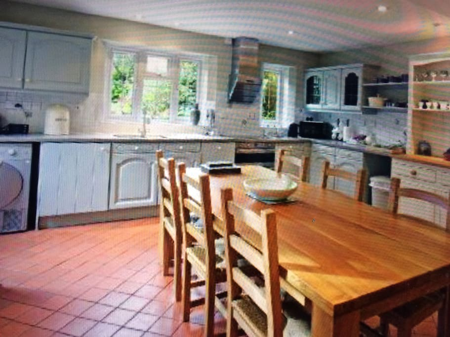 Dinning Kitchen