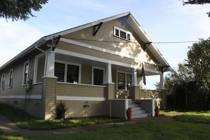 Family Friendly Sonoma County Farmhouse