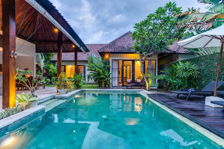 Jagaditha Villa  2 bedrooms with pool
