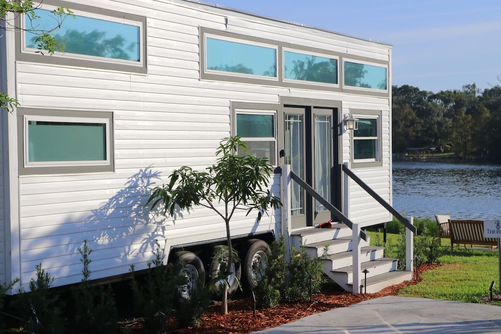 The Ritz Tiny House Tiny Houses For Rent In Orlando