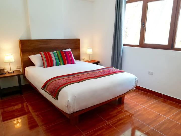 DOUBLE ROOM MOUNTAIN VIEW- SUSANNA BOUTIQUE HOTEL