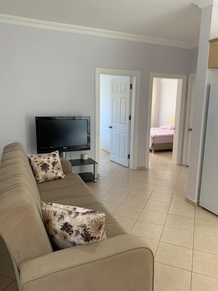 2 bedroom apartment near to sea in Camyuva / Kemer