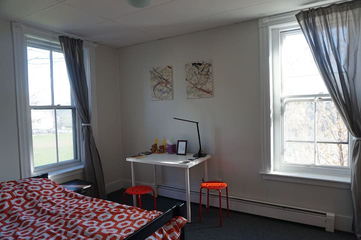 A Sunny Private Bedroom in Union Square - Somerville - Apartment