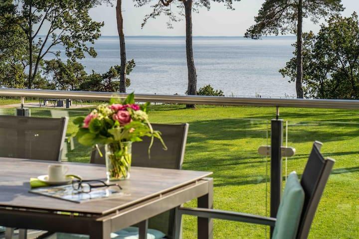 Traumhafte Ferienwohnung Usedom- mit Wasserblick