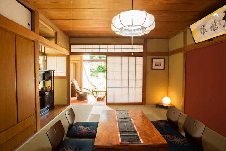 2BR w/Bath|政宗の間|JP-Style Guest House|Max8|WiFi