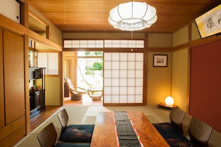 New Open|政宗の間|JP-Style Guest House|Max6|Free WiFi| - House