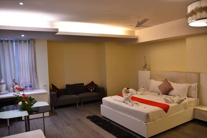 DELUXE @ URBAN HOUSE VIJAY PARK INN, Coimbatore