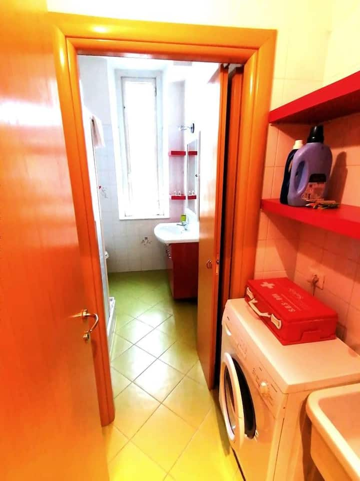 BNBOOK-Borromeo2 3beds Apartment with high speed wi-fi and self check-in