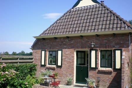 Te huur geheel vrije woning De Vlier, Onderdendam - Onderdendam - Blockhütte
