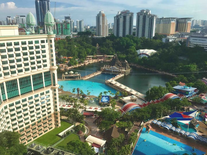 Sunway Staycation Suites @Sunway Resort