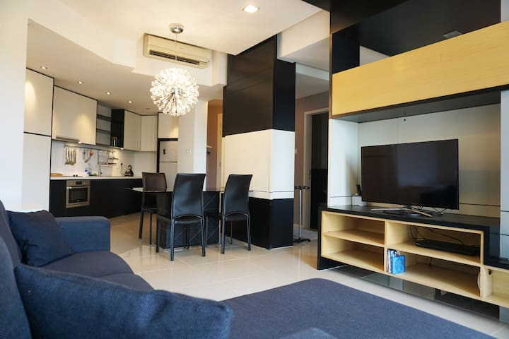 Nice stay at Verve Suites - Kuala Lumpur - Apartemen